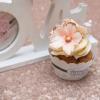 Cupcakes cu flori