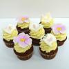 Cupcakes pentru botez
