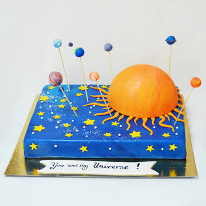 Tort Sistemul solar