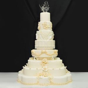 Tort de nunta regal Kate & Printul William~