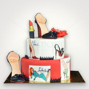 Tort Pantofi C. Louboutin