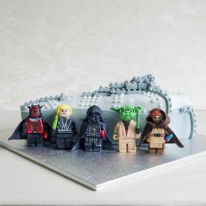 Tort Nava spatiala Lego Star Wars