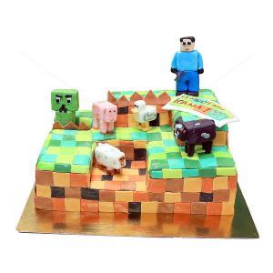 Tort Joc Minecraft