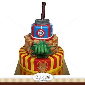 Tort Super eroii Avengers