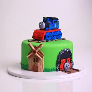 Tort Trenuletul Thomas si prietenii