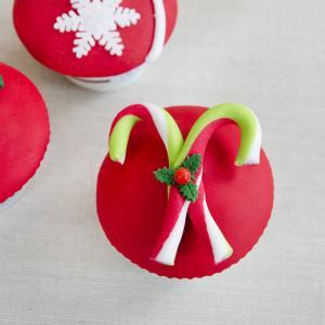 Cupcake Acadele Craciun