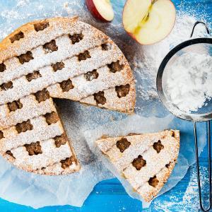 Produs de post  Tarta cu mere