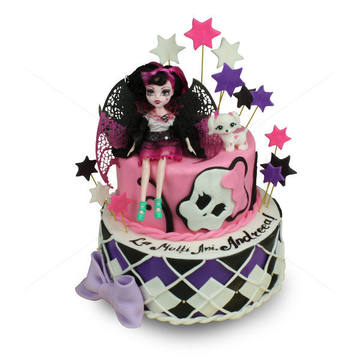 Tort Papusa Monster High