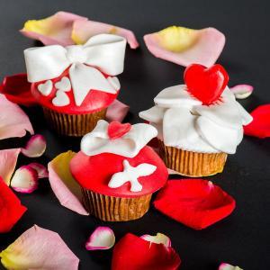 Cupcake Plicuri cu mesaj dulce