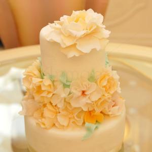 Tort aniversar Flori primavara