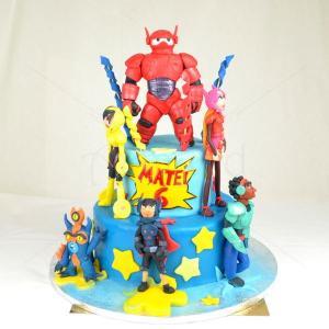 Tort Big Hero 6