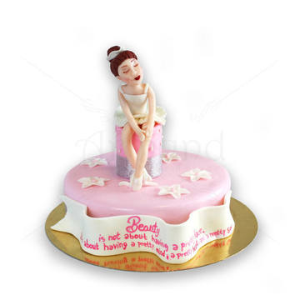 Tort Balerina