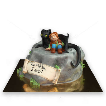 Tort How to train your dragon 2