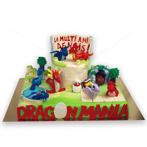 Tort Dragon Mania