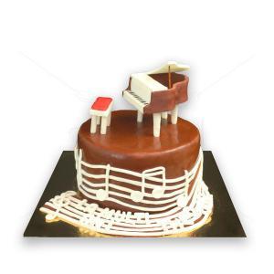 Tort Figurina pian
