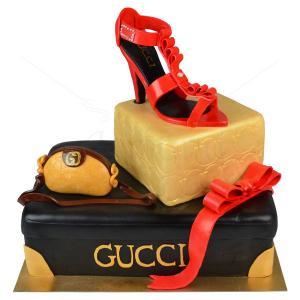 Tort Pantof Gucci