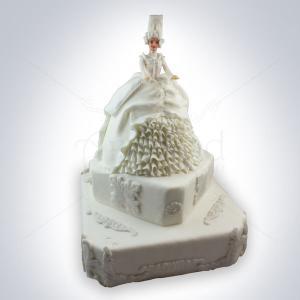 Tort aniversar Printesa barocului