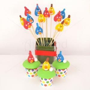 Acadele Angry Birds
