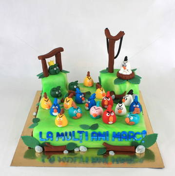 Tort Angry Birds 2