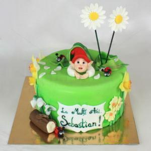 Tort Botez Spiridus