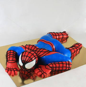 Tort Spiderman 3D