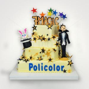 Tort corporate Policolor Magician
