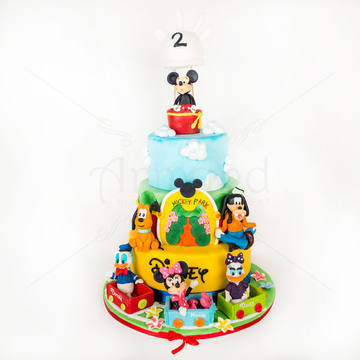Tort Clubul lui Mickey Mouse