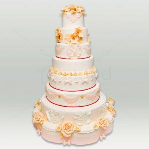 Tort nunta Royal Vintage