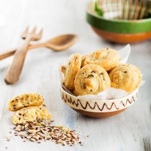 Biscuiti American mix seminte