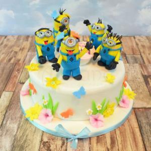 Tort Minioni veseli