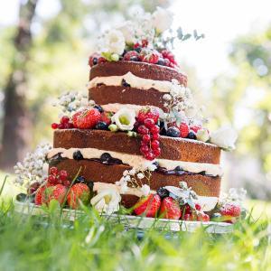 Naked Cake Nunta