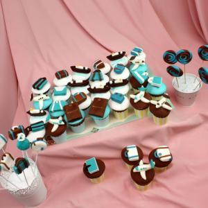 Cupcakes travel