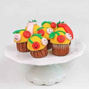 Mini cupcakes cirese