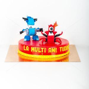 Tort Lego Mixels