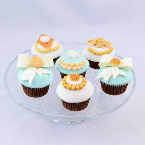 Colectia de cupcake-uri cu perle