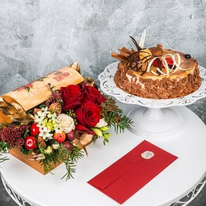 Pachet Craciun Gourmet italian gift
