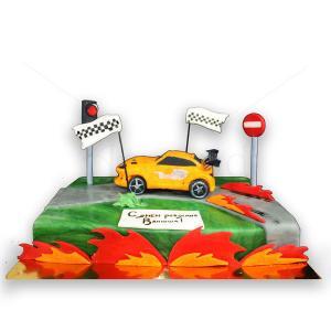 Tort Hotwheels