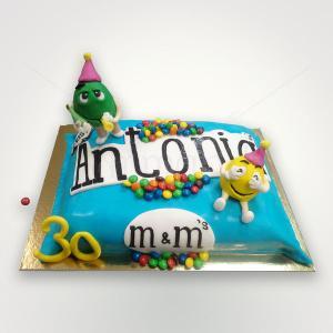 Tort Party Bomboane
