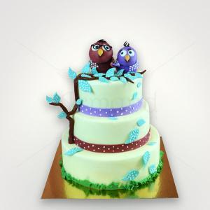 Tort nunta Bufnite