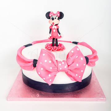Tort Princess Minnie Mouse