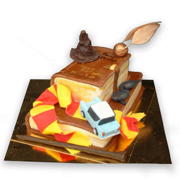 Tort Carti Harry Potter 2