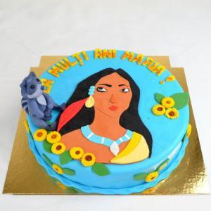 Tort Pocahontas