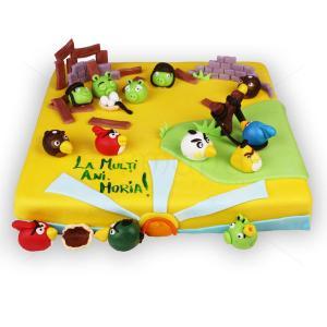 Tort Razboi Angry Birds