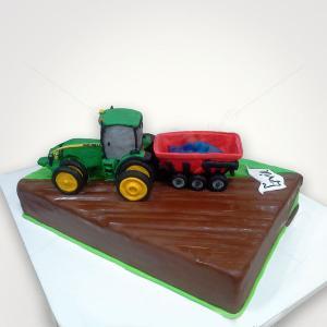 Tort tractor John Deere