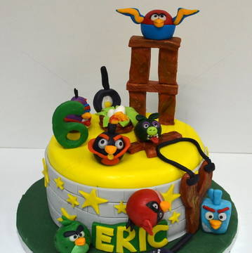 Tort Angry Birds 3