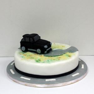 Tort Masina Jeep