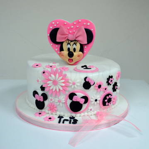Tort Disney Minnie Mouse