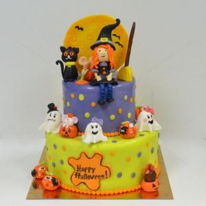 Tort Vrajitoare Halloween