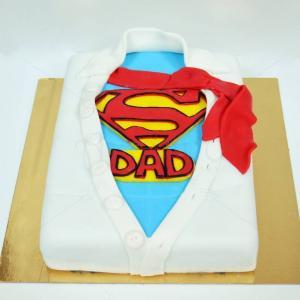 Tort bust Superman