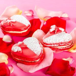 Macaron Inima Valentines Day